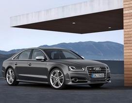 Cận cảnh xe Audi S8 phiên bản mới
